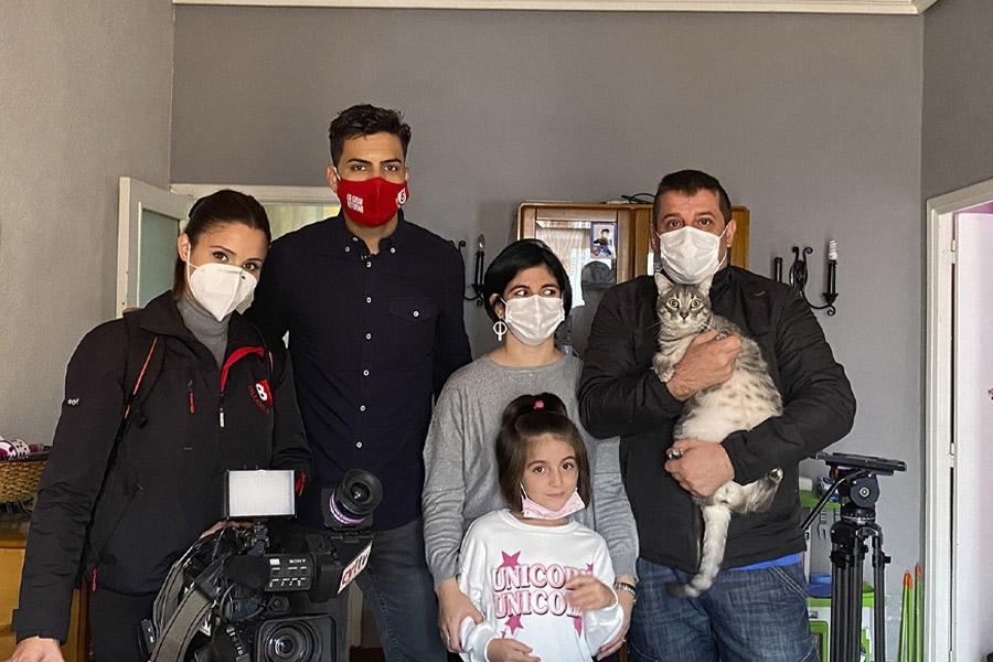 Familia Tejedor Gonzalez La gran reforma